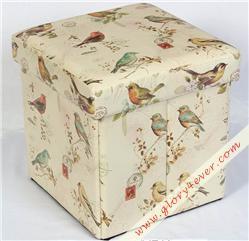 BIRD OTTOMAN